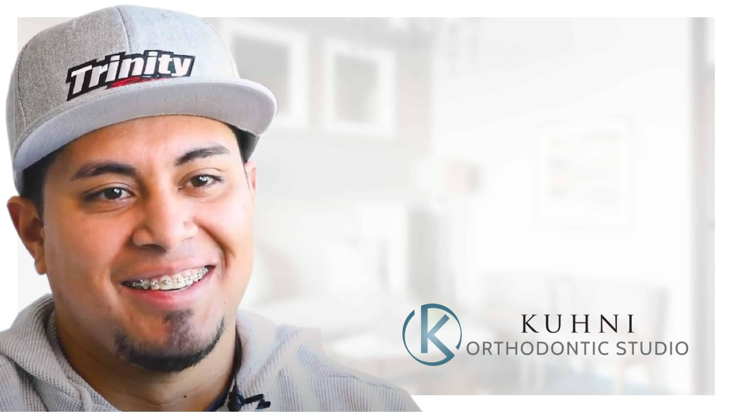 Kuhni Orthodontics Patient
